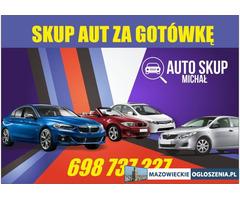 Skup Samochodów#Skup Aut# Węgrów i Okolice #NAJWYŻSZE CENY!