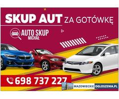 Skup Aut-Najlepsze Ceny|Węgrów i Okolice $